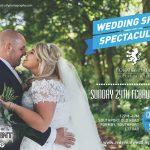 Formby Hall wedding fair with evobooth